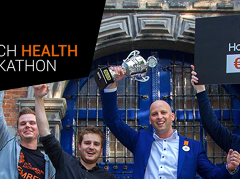 Speak Wint Dutch Health Hackathon 2017